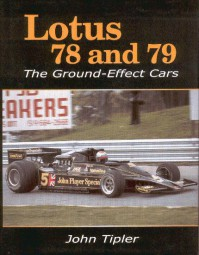 Lotus 78 and 79 #2# The Ground-Effect Cars