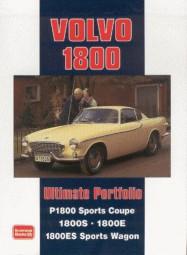 Volvo 1800 (P 1800 S E ES) #2# Brooklands Ultimate Portfolio