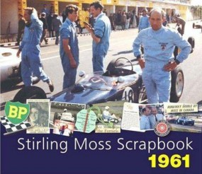 Stirling Moss #2# Scrapbook · 1961