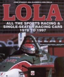 LOLA #2# All the Sports Racing & Single-Seater Racing Cars 1978-1997
