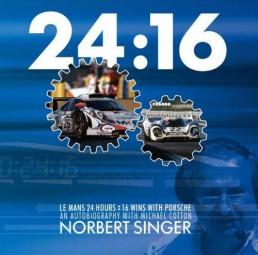 24:16 #2# Le Mans 24 : 16 Wins with Porsche