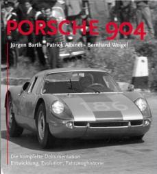 Porsche 904 #2# Die komplette Dokumentation: Entwickung, Evolution, Fahrzeughistorie