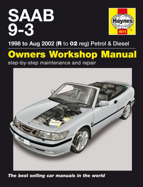 DISCH Hamburg: Saab 9-3 (1998-2002) Haynes Owners Workshop Manual ...