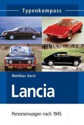 Lancia · Typenkompass #2# Personenwagen nach 1945