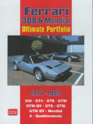 Ferrari 308 & Mondial · 1974-1985 #2# Brooklands Ultimate Portfolio
