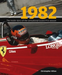 1982 #2# The inside story of an astonishing Grand Prix season