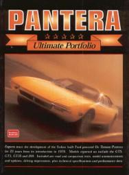 Pantera 1970-1995 #2# Brooklands Ultimate Portfolio