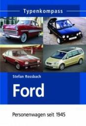 Ford · Typenkompass #2# Personenwagen seit 1945