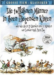 Die tollkühnen Männer in ihren fliegenden Kisten #2# mit Gert Fröbe und Stuart Whitman (1965)
