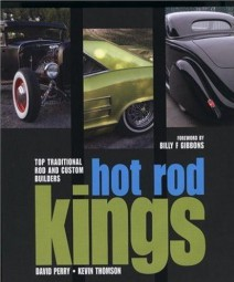 Hot Rod Kings #2# Top Traditional Rod and Custom Builders