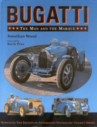 Bugatti #2# The Man and the Marque