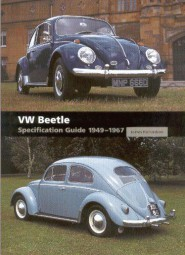 VW Beetle #2# Specification Guide 1949-67