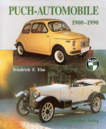 Puch-Automobile #2# 1900-1990