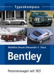 Bentley · Typenkompass #2# Personenwagen seit 1921