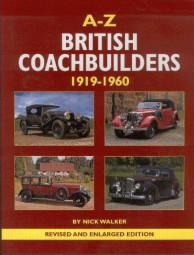 A-Z British Coachbuilders #2# 1919-1960