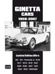 Ginetta Cars 1958-2007 #2# Brooklands Limited Edition Ultra