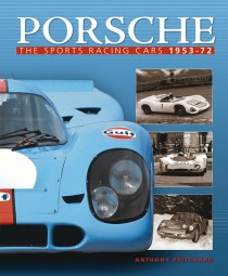 Porsche #2# The Sports Racing Cars 1953-72