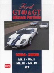 Ford GT40 & GT 1964-2006 #2# Brooklands Ultimate Portfolio