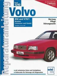 Volvo 850 und V70/I · 1992-2001 #2# Reparaturanleitung Band 1290