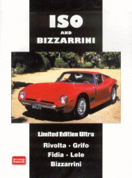 Iso and Bizzarrini #2# Brooklands Limited Edition Ultra