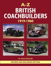 A-Z British Coachbuilders #2# 1919-1960