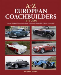 A-Z European Coachbuilders #2# 1919-2000