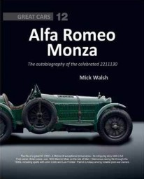 Alfa Romeo Monza 8C 2300 #2# The autobiography of the celebrated 2211130