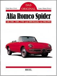 Alfa Romeo Spider · Das Original #2# Alle 1300-, 1600-, 1750- und 2000-Modelle 1966-1993