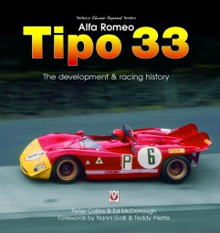 Alfa Romeo Tipo 33 #2# The development & racing history (classic reprint)