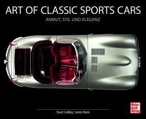 Art of Classic Sports Cars #2# Anmut, Stil und Eleganz