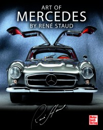 Art of Mercedes #2# by René Staud