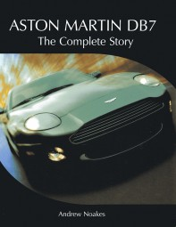 Aston Martin DB7 #2# The Complete Story