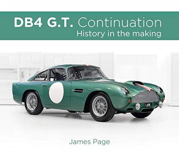 DISCH Hamburg: Aston Martin DB4 G.T. Continuation