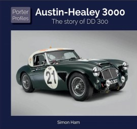 Austin-Healey 3000 #2# The Story of DD 300