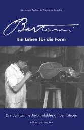 Bertoni · Ein Leben für die Form #2# Drei Jahrzehnte Automobildesign bei Citroen