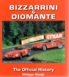 Bizzarrini & Diomante #2# The Official History