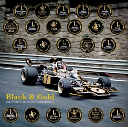 Black & Gold #2# The Story of the John Player Specials