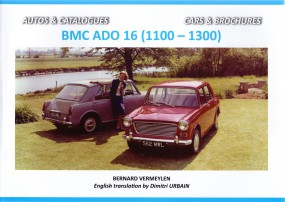 BMC ADO 16 #2# Austin and Morris 1100/1300