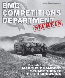 BMC Competitions Department Secrets #2# (classic reprint)