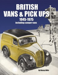 British Vans & Pick Ups 1945-1965 #2# including Camper Vans