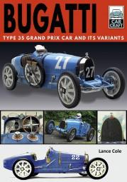 Bugatti Type 35 Grand Prix Car #2# and its Variants