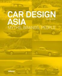 Car Design Asia #2# Myths, Brands, People