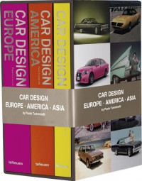 Car Design Box Set (Europe America Asia) #2# Myths, Brands, People