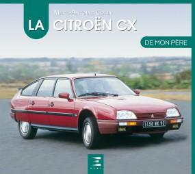 La Citroen CX #2# de mon père