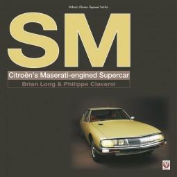 SM #2# Citroen's Maserati-engined Supercar (classic reprint)