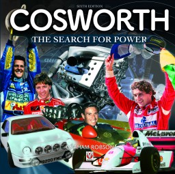 Cosworth #2# The Search for Power (6th Edition)