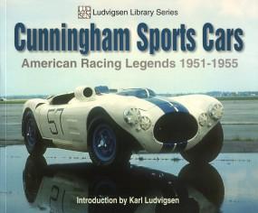 Cunningham Sports Cars #2# American Racing Legends 1951-1955