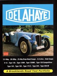 Delahaye #2# Brooklands Road Test Portfolio