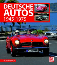 Deutsche Autos 1945-1975 #2# Band 2