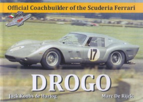 DROGO #2# Official Coachbuilder of the Scuderia Ferrari